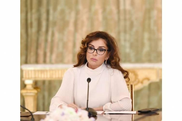Birinci vitse-prezident Mehriban Əliyeva: Dinc vətəndaşların məqsədyönlü şəkildə hədəfə alınması insanlığa qarşı cinayətdir