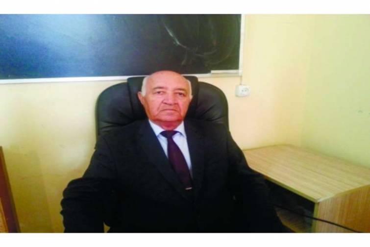 Oqtay Qulam oğlu Məmmədli