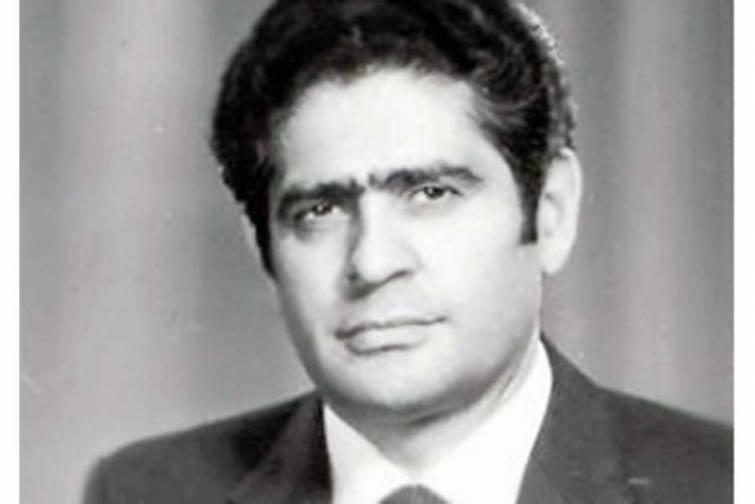 Görkəmli ictimai-siyasi xadim - SABİT ABBASƏLİYEV